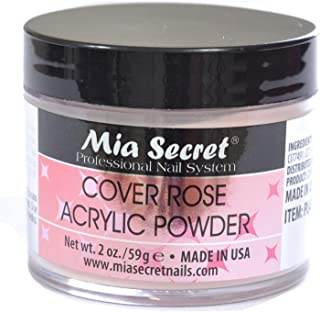 Mia Secret Cover Rose Acrylic Powder 2 Oz