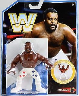 WWE BRAUN STROWMAN RETRO APP MATTEL SERIES 8 WRESTLING ACTION FIGURE BASIC NXT