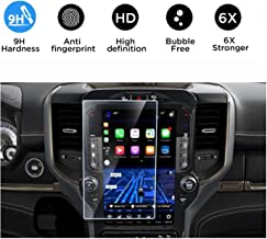 Screen Protector Compatible with 2019 Dodge Ram 1500 2500 3500 Uconnect 12 Inch Touch Screen,Flyingchan Anti Glare Scratch,Shock-Resistant, Navigation Accessories