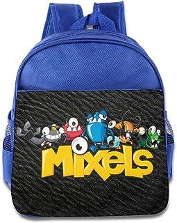 Mixels Comedy Backpack Children School Bags RoyalBlue