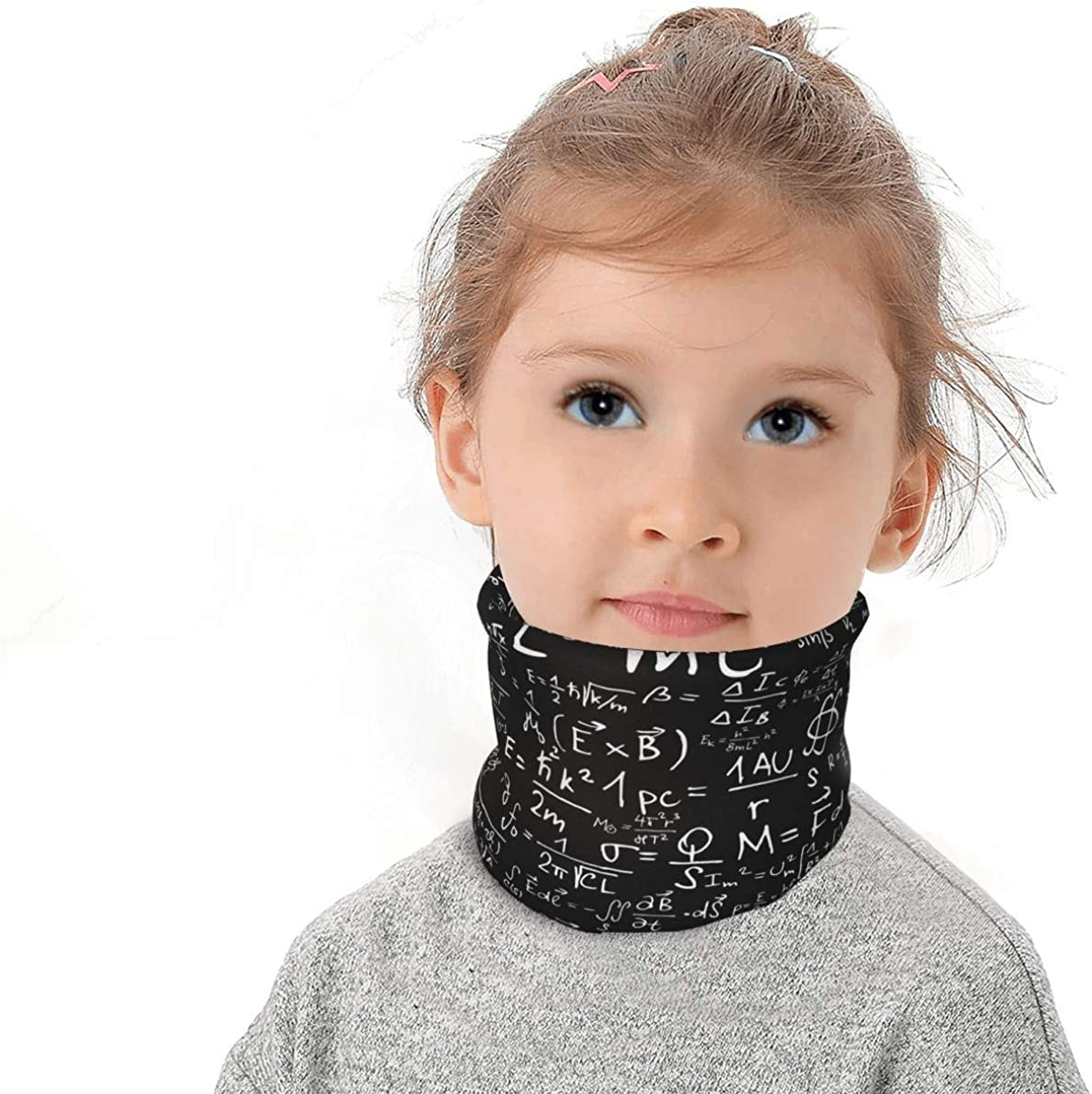Primitive Youth Pattern Kids Be super welcome Max 70% OFF Winter Fleece Gaiter Ba Warmer Neck
