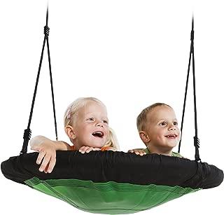 Swing-N-Slide NE 4630 Nest Swing Outdoor Swing with 40
