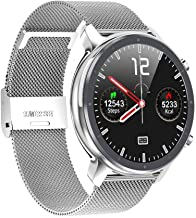 UIEMMY slim horloge Smart Watch ECG Hartslag Bloeddruk Zuurstof Stappenteller IP68 Armband Bluetooth Camera