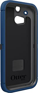 OtterBox Defender Series for HTC One M8 – Retail Packaging – Blueprint Grey/Deep Water
