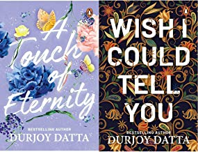 A Touch of Eternity+Wish I Could Tell You(Set of 2books)
