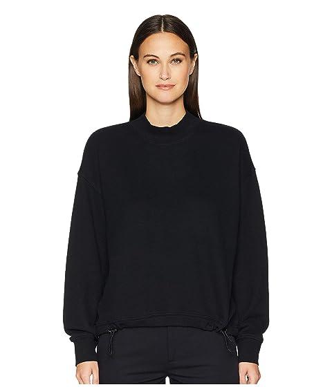 Vince Long Sleeve Mock Neck Pullover