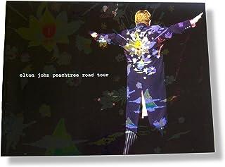 """Elton John """"Peachtree Road"""" Tour Book"""