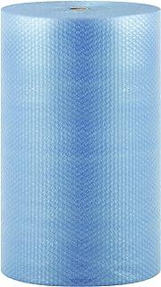 緩衝材 プチプチ 川上産業 エコハーモニー H37クリア 幅600mm×全長42m 青から緑