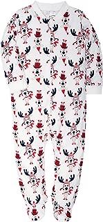 HONGLIN Baby's Footed Pajamas Boys Girls Footies Sleepers Long Sleeve Rompers 100% Cotton …