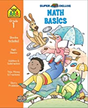 Math Basics, Grade 1