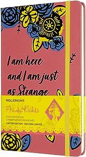 モレスキン ノート フリーダ・カーロ 限定版ノートブック ハードカバー ラージサイズ 無地 LEFKQP062