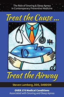 Treat the Cause... Treat the Airway: The Role of Snoring & Sleep Apnea in Contemporary Preventive Medicine