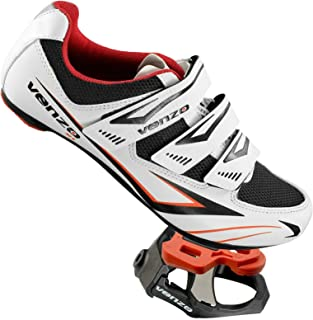 road bike shoes cleats and pedals