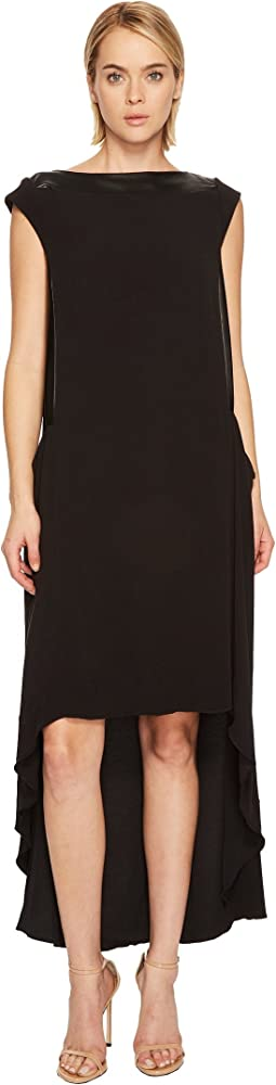 Manila Grace - High-Low Sleeveless Dress