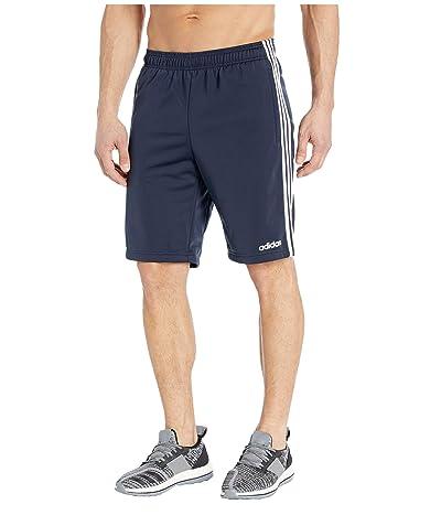 adidas Essentials Tricot 3-Stripes Shorts (Legend Ink/White) Men