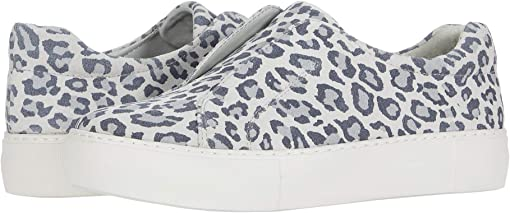 Light Grey Leopard