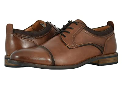 Dockers Bergen (Chestnut Burnished Synthetic) Men