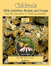 Children's Bible Activity Book Year 1 Quarter 4