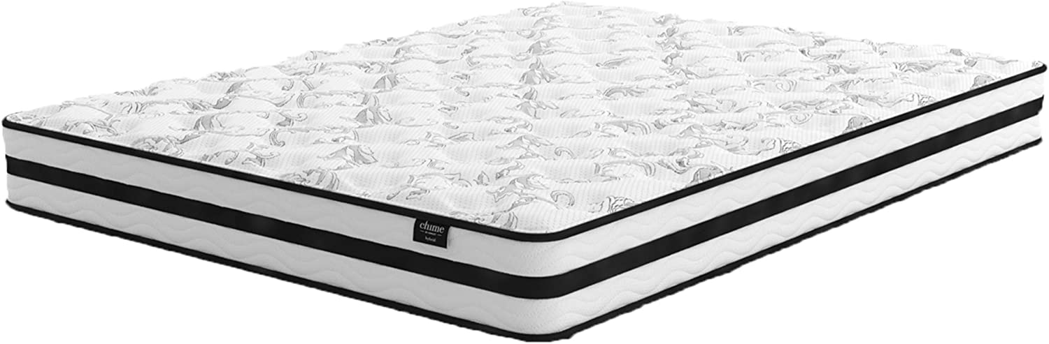 Ashley Chime 8 Inch Firm Mattress Free shipping on posting reviews Hybrid - Certified Indianapolis Mall CertiPUR-US