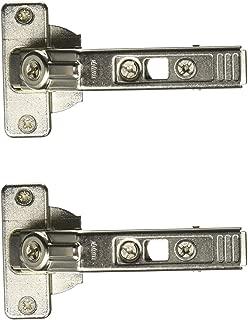 Blum 60 Degrees Press in Self Closing Clip Bi Fold Hinge 2 Pack