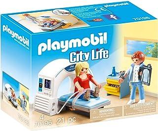 PLAYMOBIL PLAYMOBIL-70196 City Life Radiólogo, Multicolor, Talla única (70196)