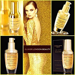 Luxurious 24K Gold Facial Beauty Serum