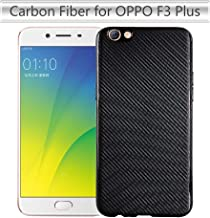 Compatible with Oppo F3 Plus Case, Oppo F3 Plus Shock-Absorption Carry Case Defender Cover Case Defender Protective Case Cove for Oppo F3 Plus (Black)