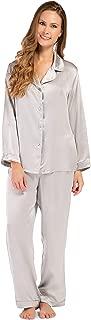 Best purple silk pajama set Reviews