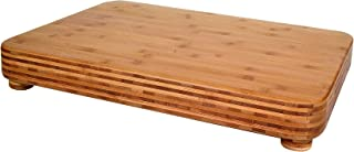 Totally Bamboo 20-3100 Big Kahuna Butcher Block - 24