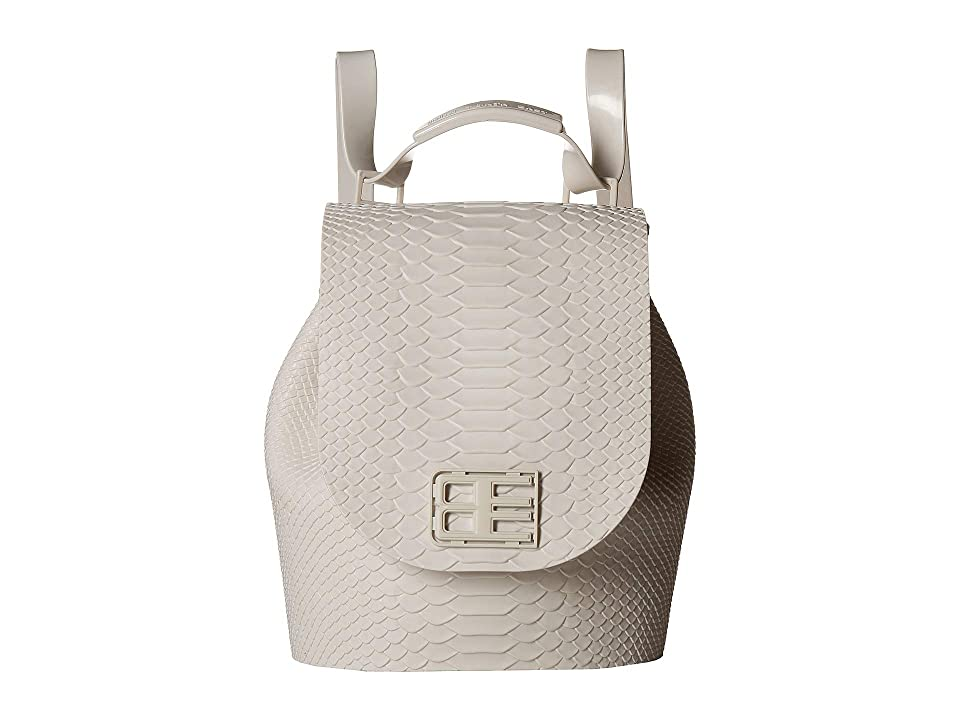 + Melissa Luxury Shoes Baja East + Backpack  White