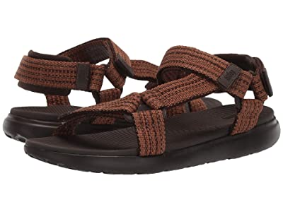 FitFlop Trailstar Freshweave (Chocolate Brown) Men