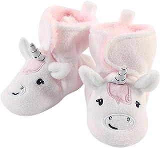 Hudson Baby Unisex Cozy Fleece Booties