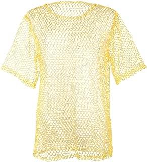 plus size net shirt