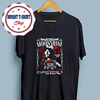 Dixon Moonshine The Walking Dead Daryl Dixon All Styles Shirt For Everyone