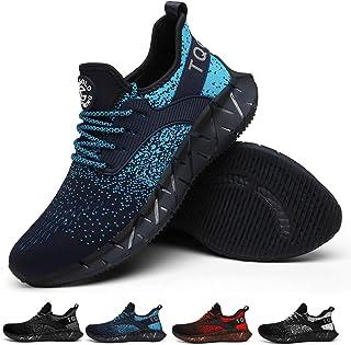 AONETIGER Basket Homme Femme Chaussures de Sport Running Sneakers