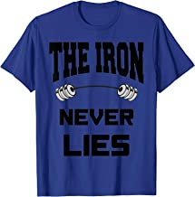 Best the iron never lies quote Reviews
