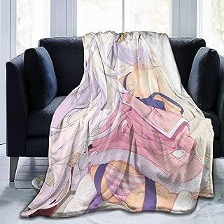 PatriciaHeredia Azur Lane USS Laffey Luxury Flannel Fleece Blanket Lightweight Throw Blanket Warm Bed Blanket Ultra-Soft Cozy Microfiber Blanket Polar Fleece Blanket Travel Blanket