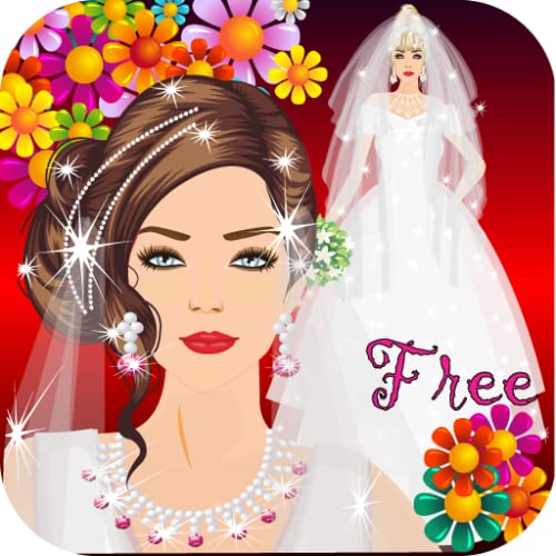 Moderne Braut dress up Spiel