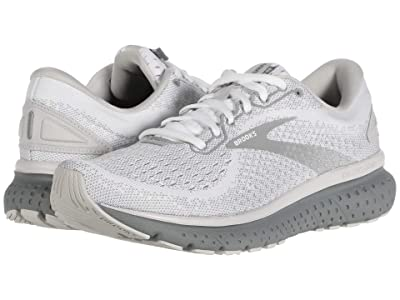 Brooks Glycerin 18 (White/Grey/Primer) Women