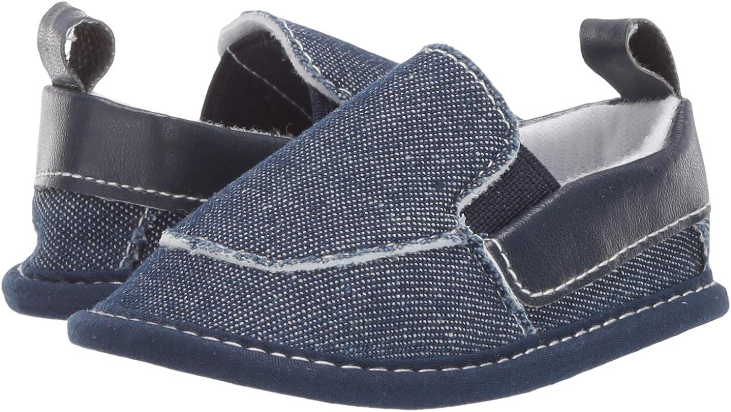 Little Me Kids Baby Sneakers, Blue