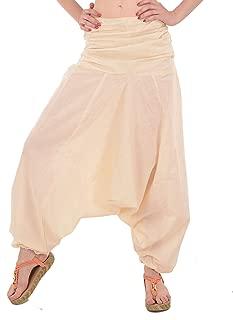 SNS Pure Cotton Harem Pant Indian Trouser Yoga Pant