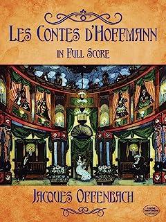 Les Contes d'Hoffmann in Full Score (Dover Music Sco