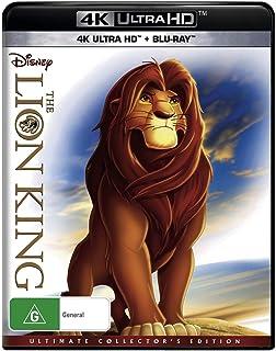 Lion King (4K UHD + Blu-ray)