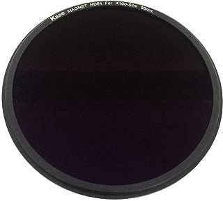 Kase K8 Magnetic ND64 6 Stop Filter for K8 / K100 Slim 100mm Holder 86mm Optical Glass