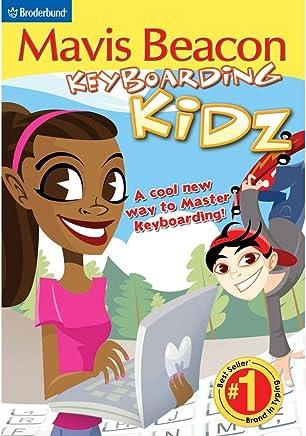 Mavis Beacon Keyboarding Kidz MAC [Download]