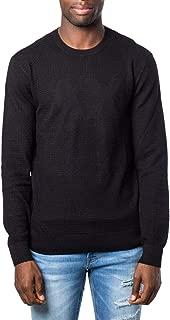 Luxury Fashion | Armani Exchange Mens 6GZM2DZM8BZBLACK Black Sweater | Fall Winter 19