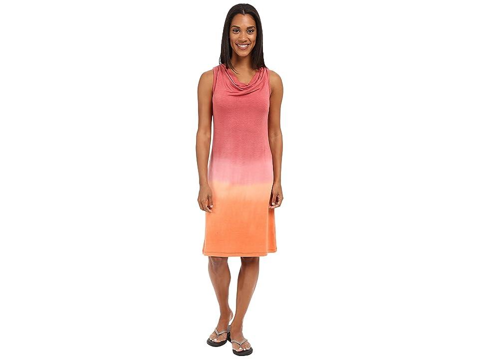 Royal Robbins Sunset Dress (Pimento) Women