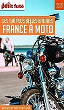 FRANCE À MOTO 2019 Petit Futé (THEMATIQUES) (French Edition)