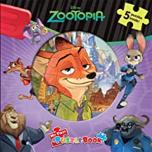 Disney Zootopia My First Puzzle Book