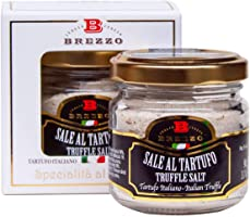 BREZZO トリュフ塩 90g Salt with Truffleトリュフソルト イタリア・ピエモンテ産 ゲランドの塩使用